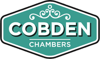 Cobden Chambers: an independent shopping experience!